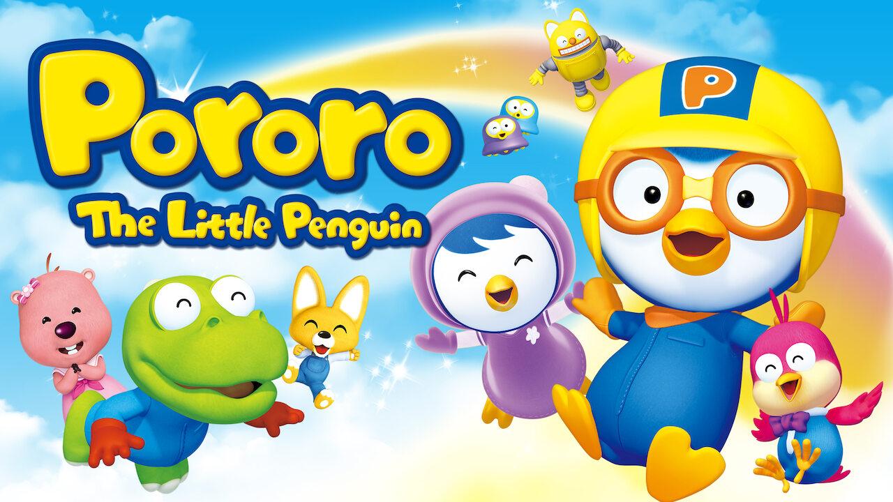 Pororo - The Little Penguin on Netflix Canada