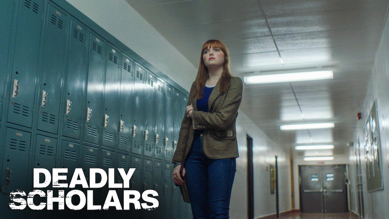 Deadly Scholars on Netflix Canada