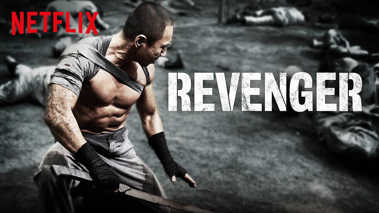 Revenger on Netflix Canada