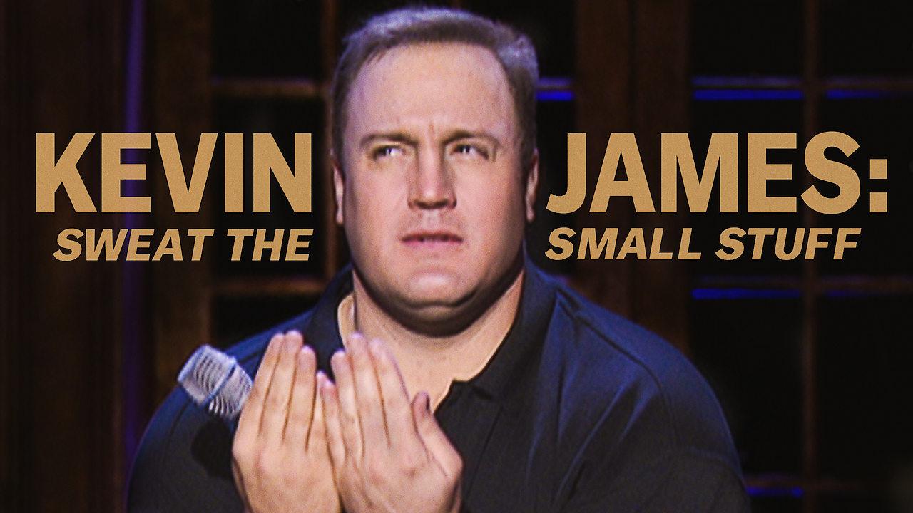 Kevin James: Sweat the Small Stuff on Netflix Canada