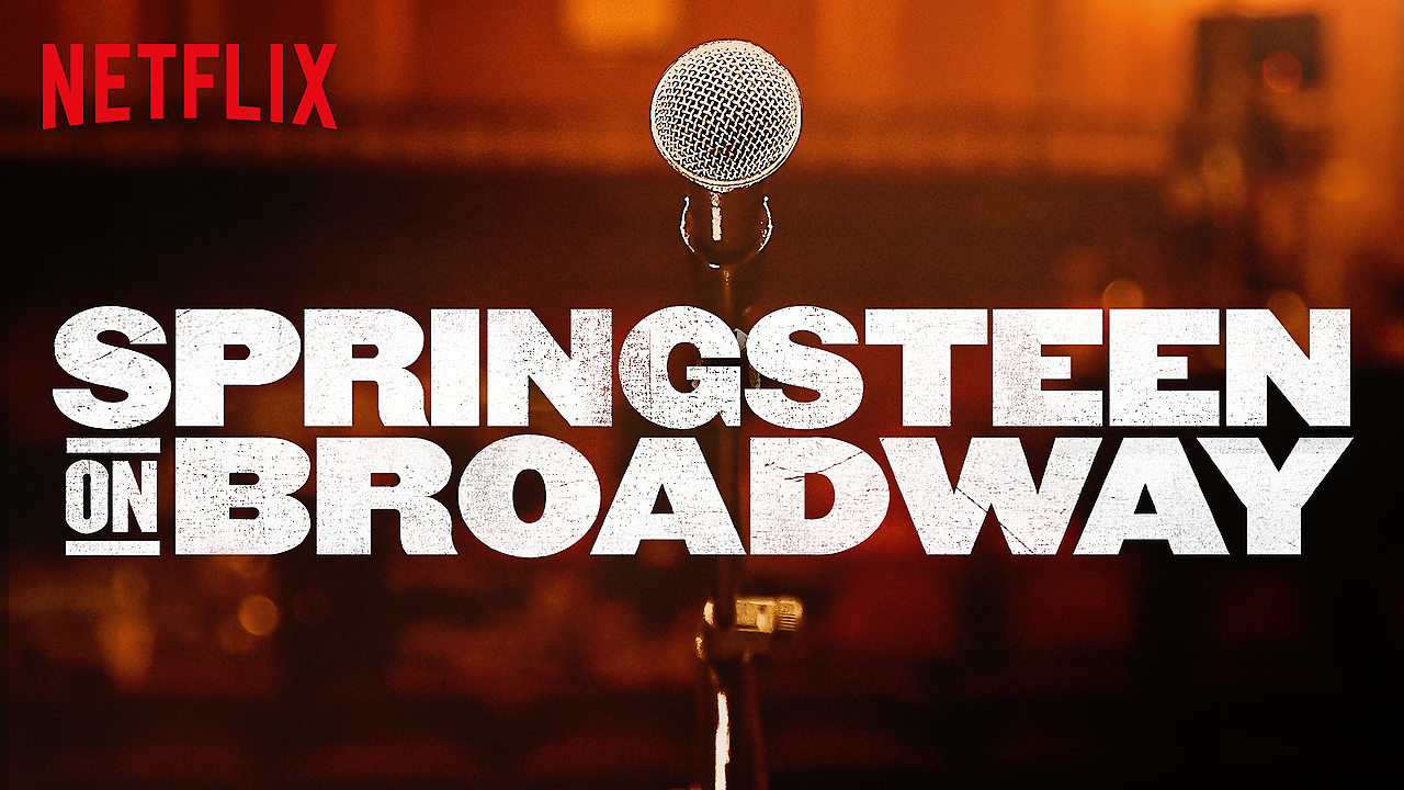 Springsteen on Broadway on Netflix Canada