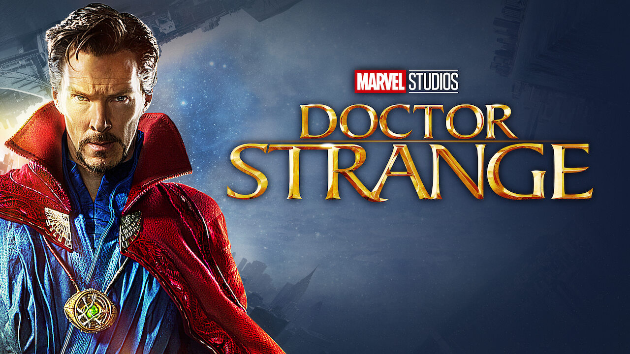netflix dr strange