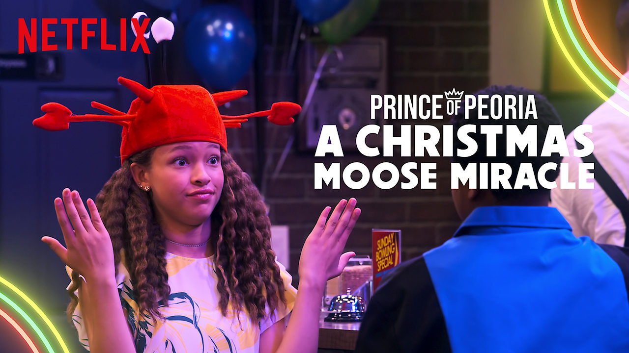 Prince of Peoria: A Christmas Moose Miracle on Netflix Canada