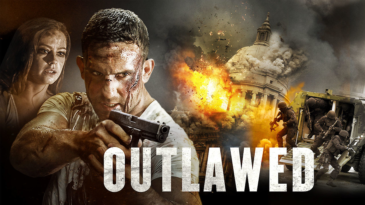 Outlawed on Netflix Canada