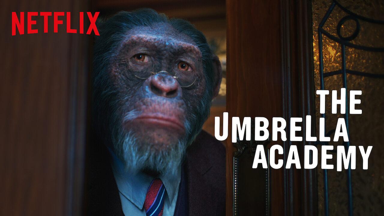 The Umbrella Academy on Netflix Canada