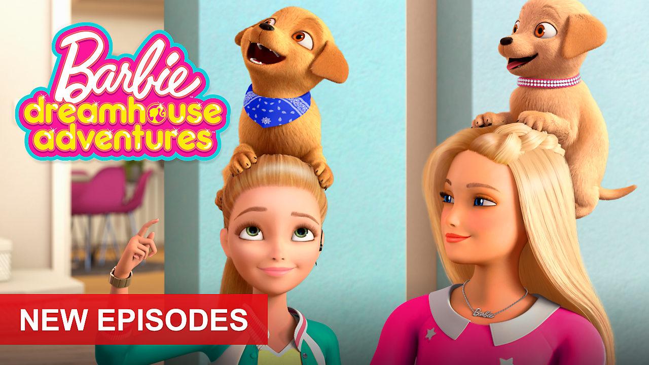 Barbie Dreamhouse Adventures on Netflix Canada