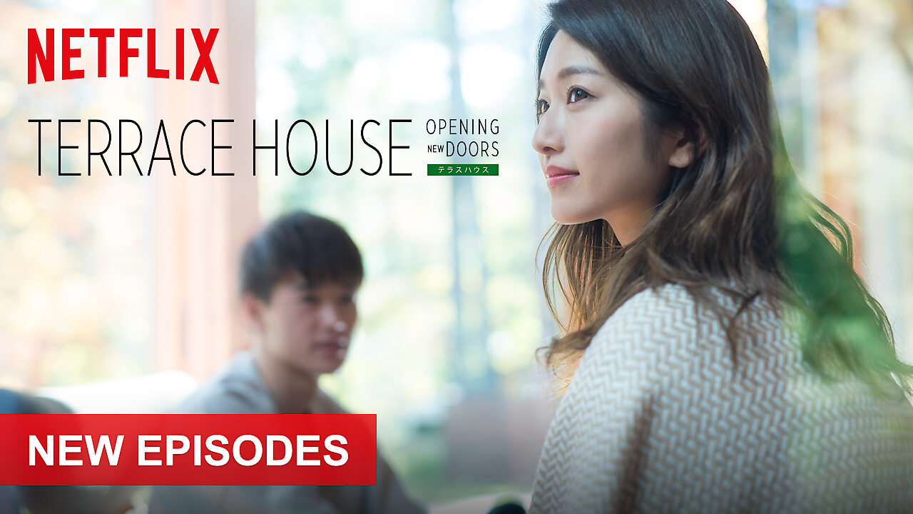 Terrace House: Opening New Doors on Netflix Canada