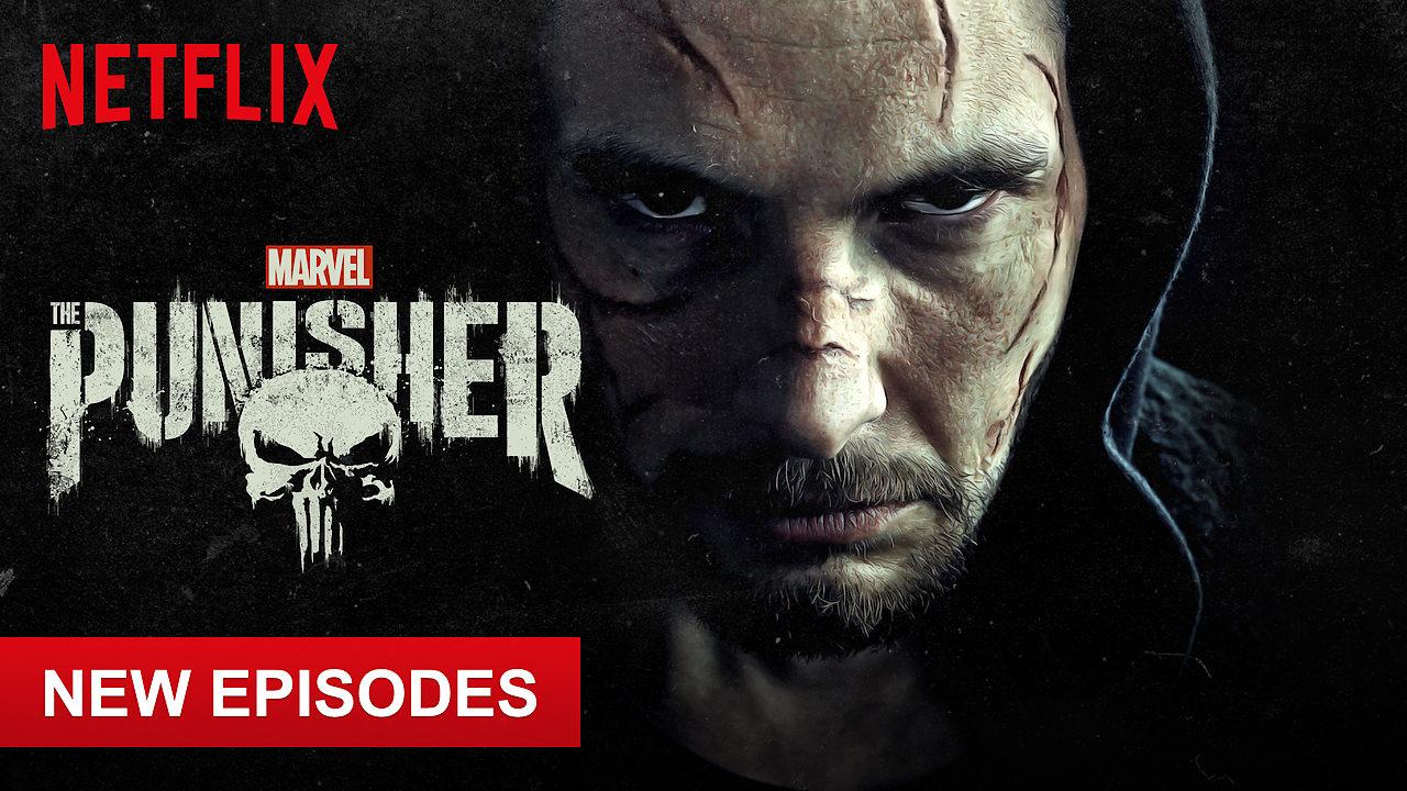 Marvel's The Punisher on Netflix Canada