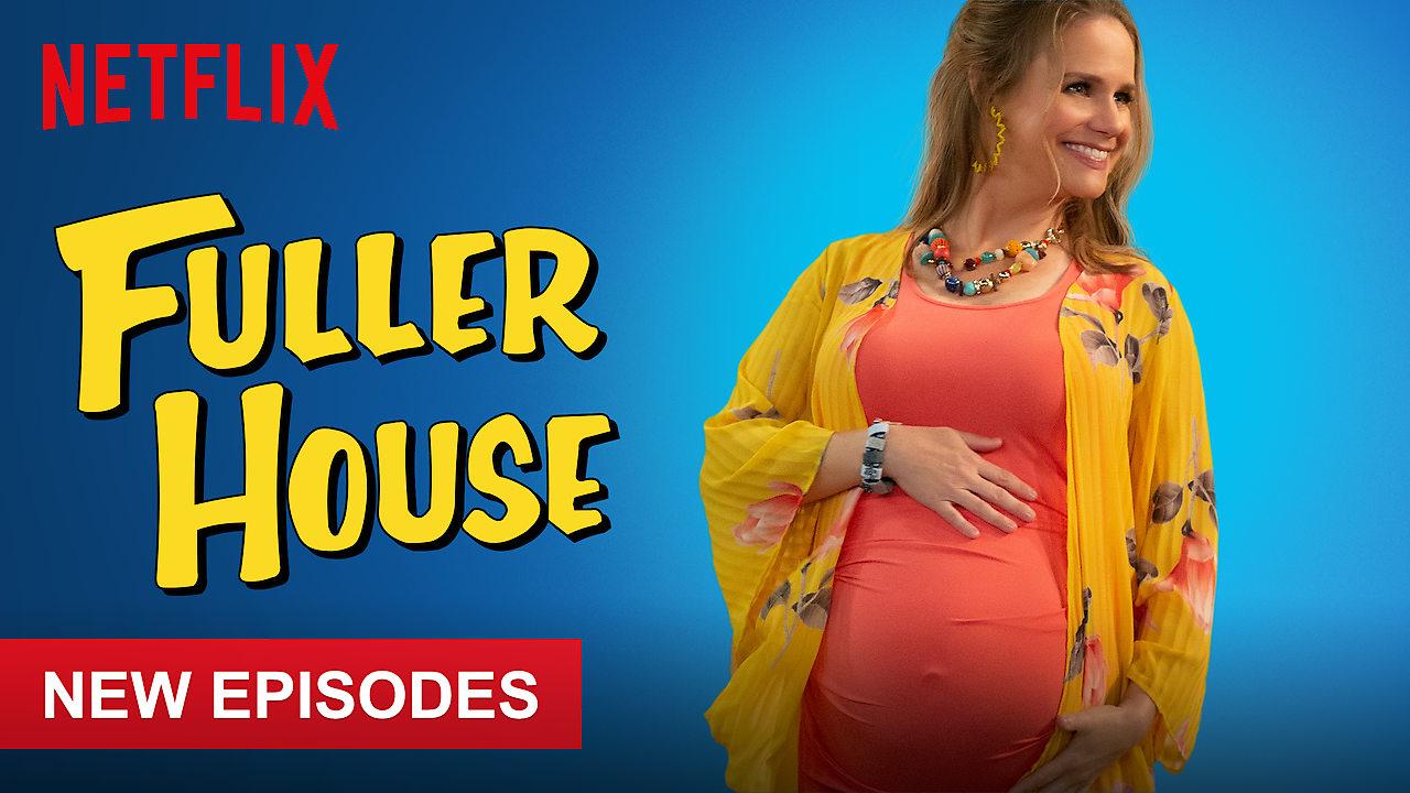 Fuller House on Netflix Canada
