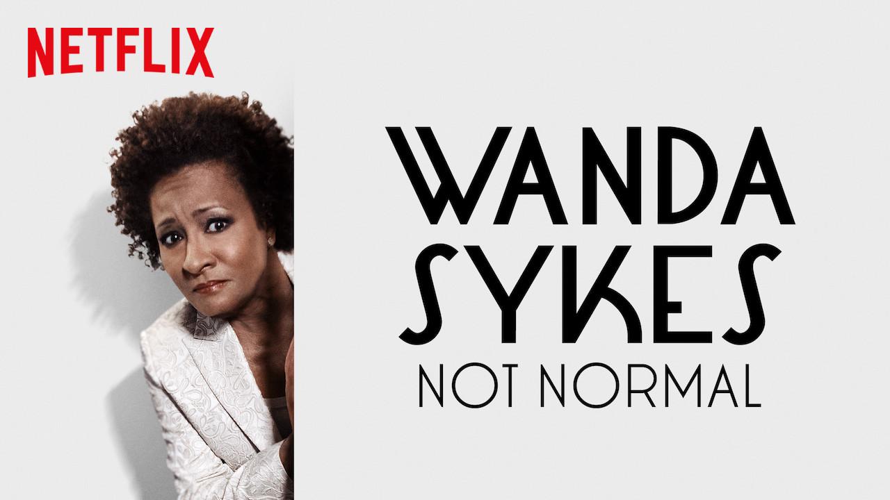Wanda Sykes: Not Normal on Netflix Canada