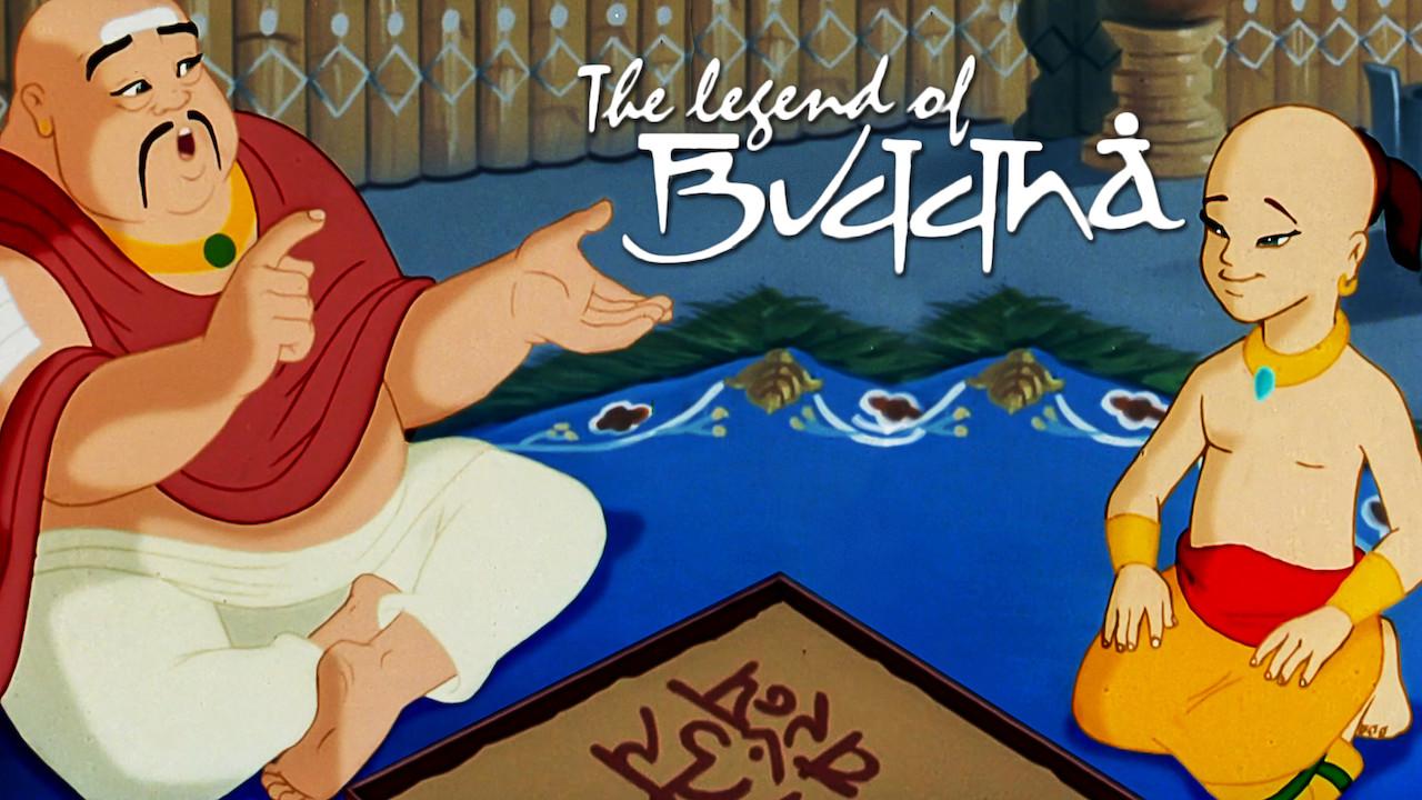 The Legend of Buddha on Netflix Canada