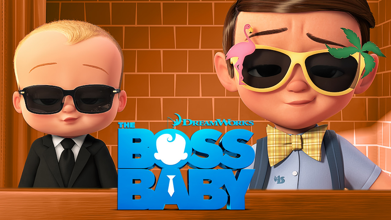 The Boss Baby on Netflix Canada