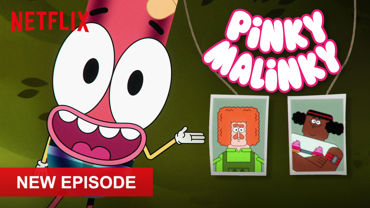 Pinky Malinky on Netflix Canada
