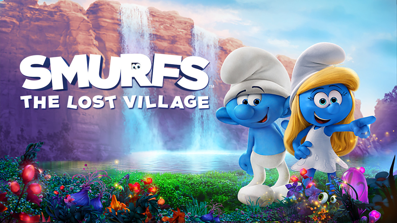 Smurfs: The Lost Village on Netflix Canada