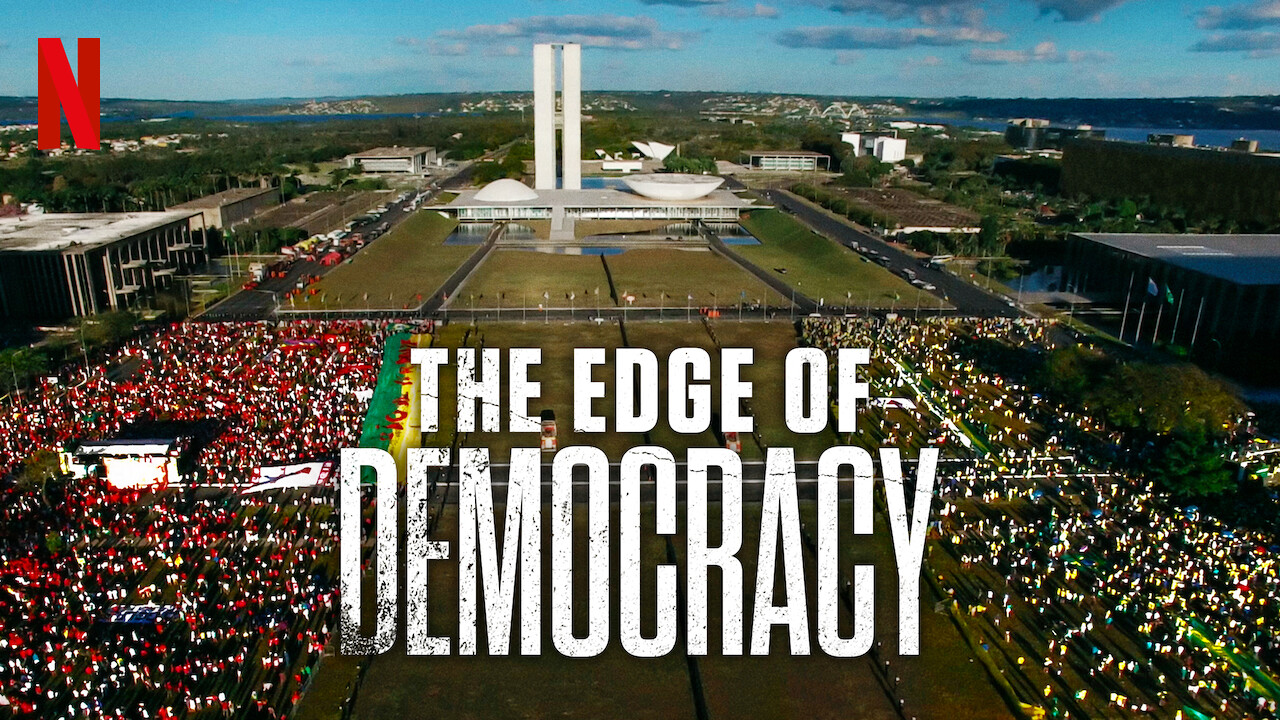 Is 'The Edge of Democracy' available to watch on Canadian
