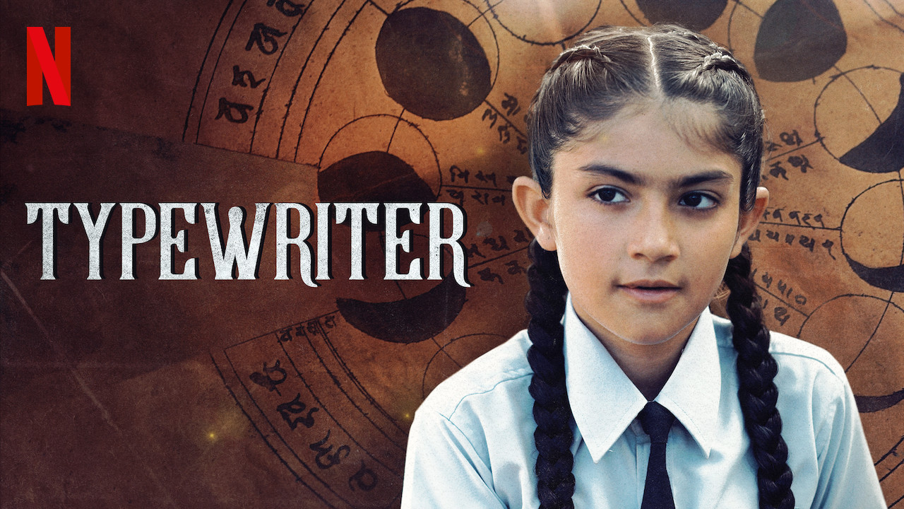 Typewriter on Netflix Canada