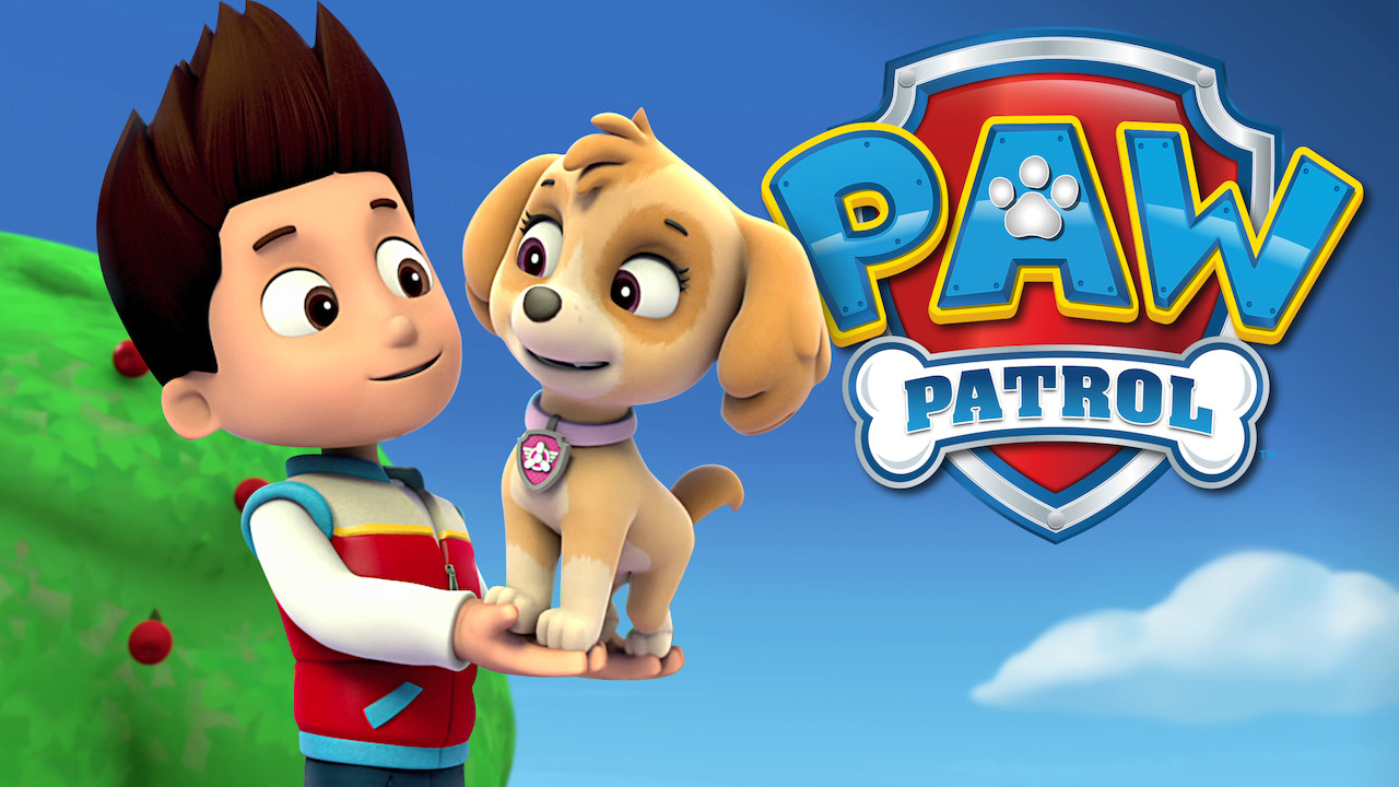Netflix Paw Patrol