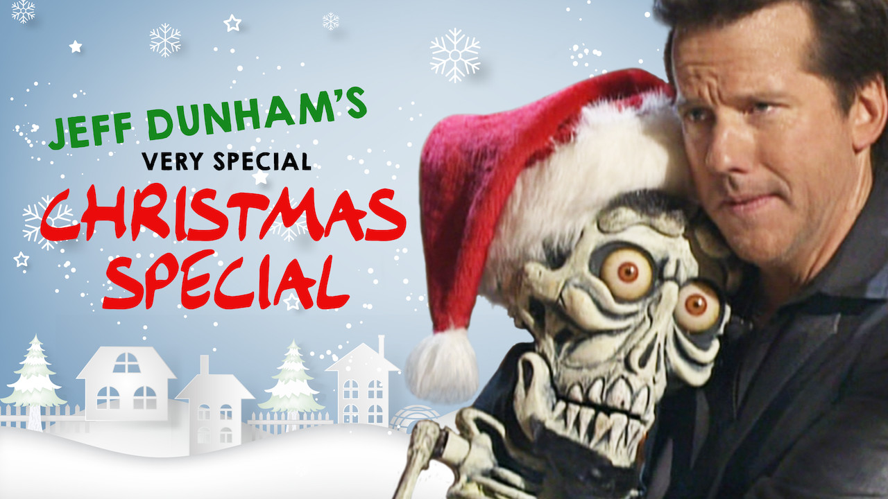 Jeff Dunham's Very Special Christmas Special on Netflix Canada