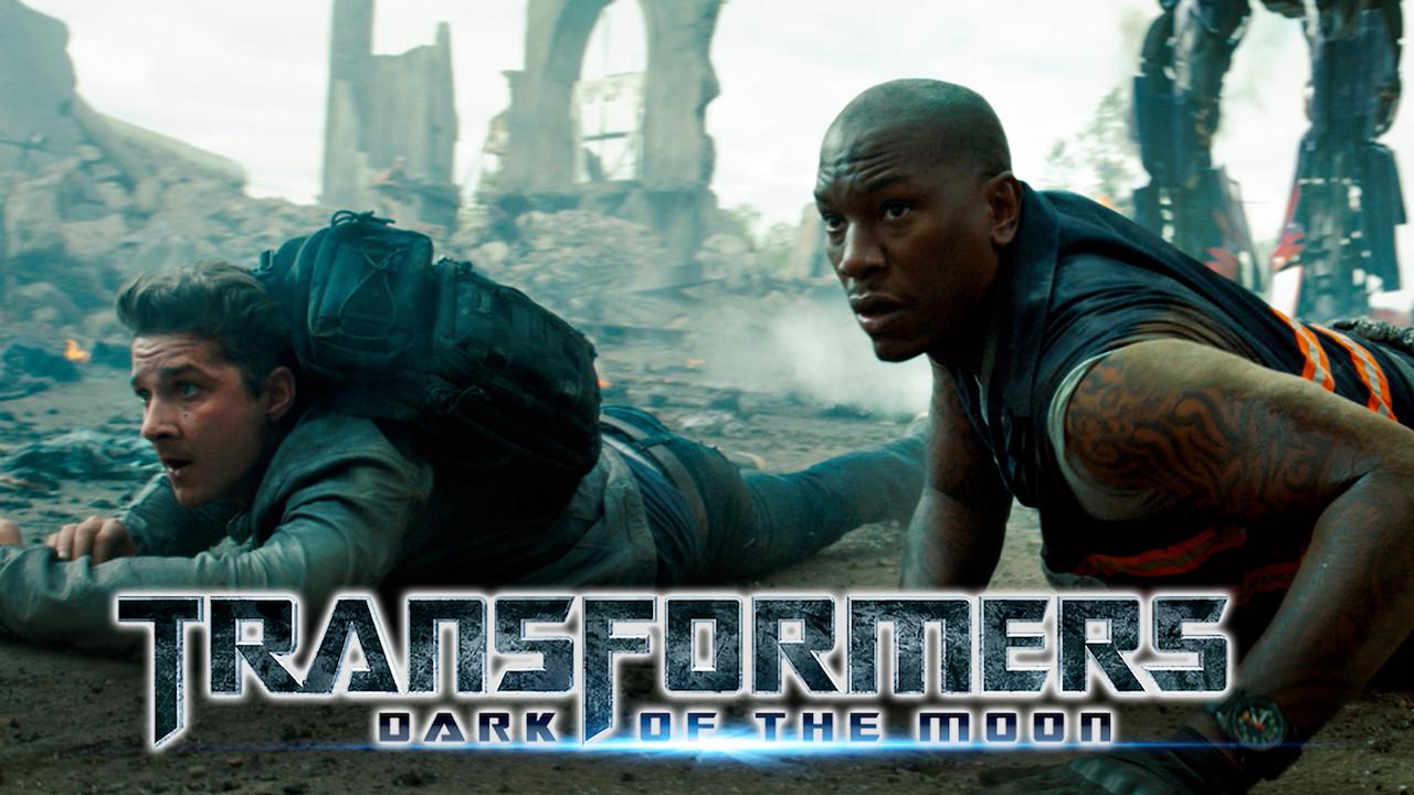 Transformers: Dark of the Moon on Netflix Canada