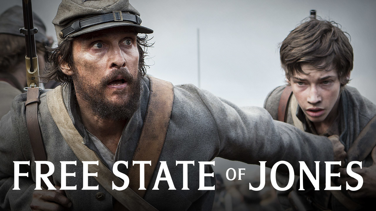 Free State of Jones on Netflix Canada