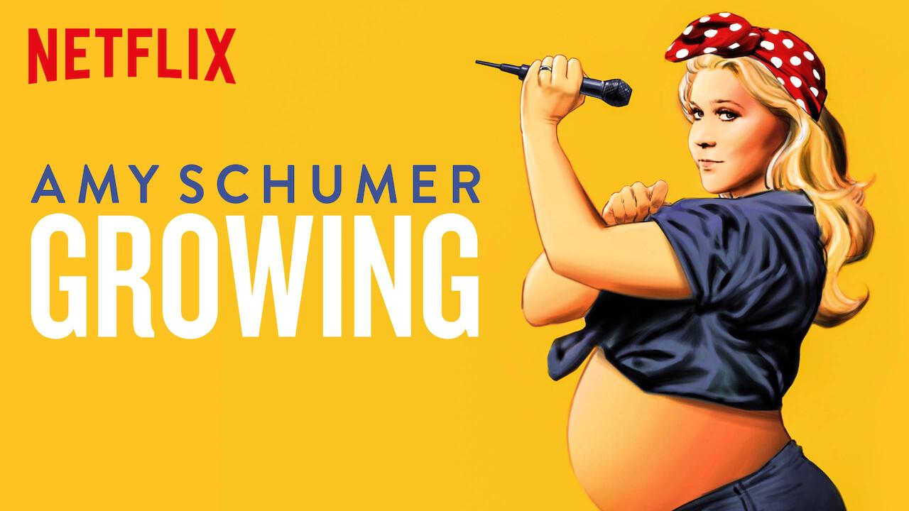 Amy Schumer Growing on Netflix Canada