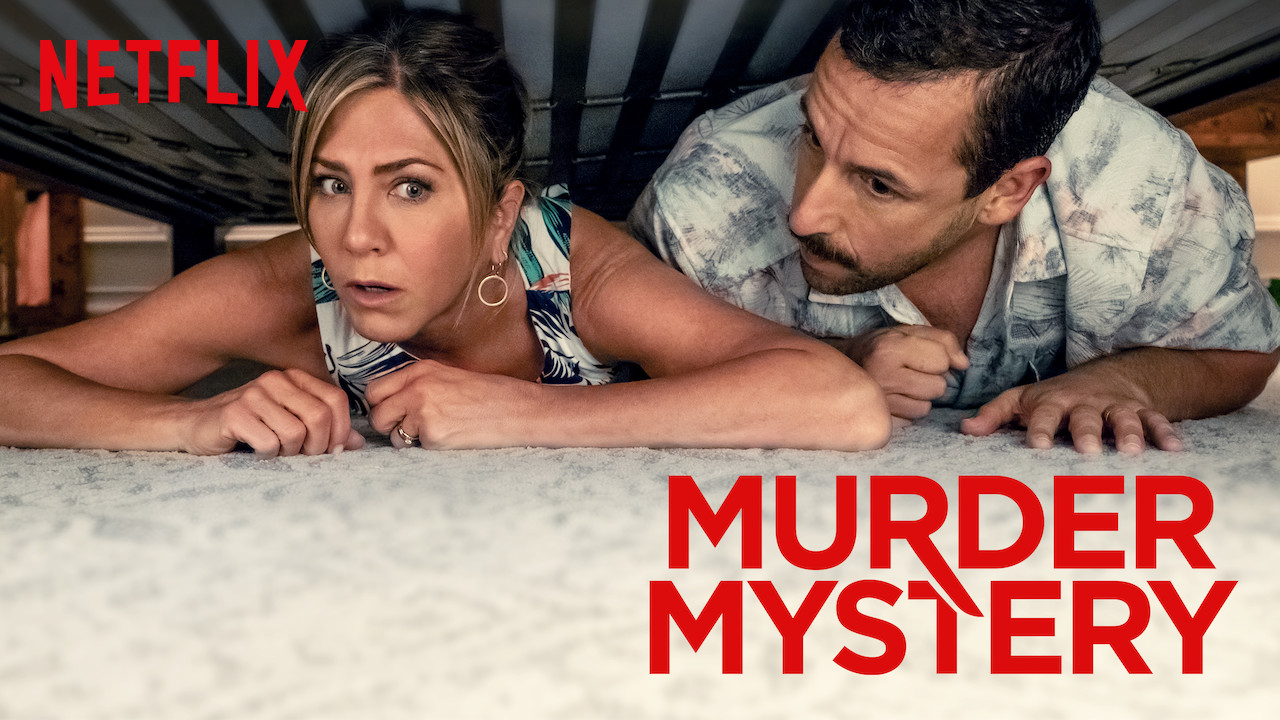 Murder Mystery on Netflix Canada