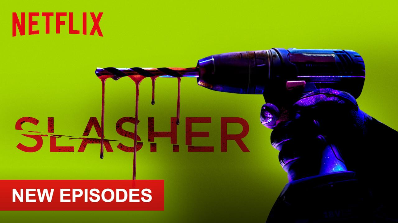 Slasher on Netflix Canada