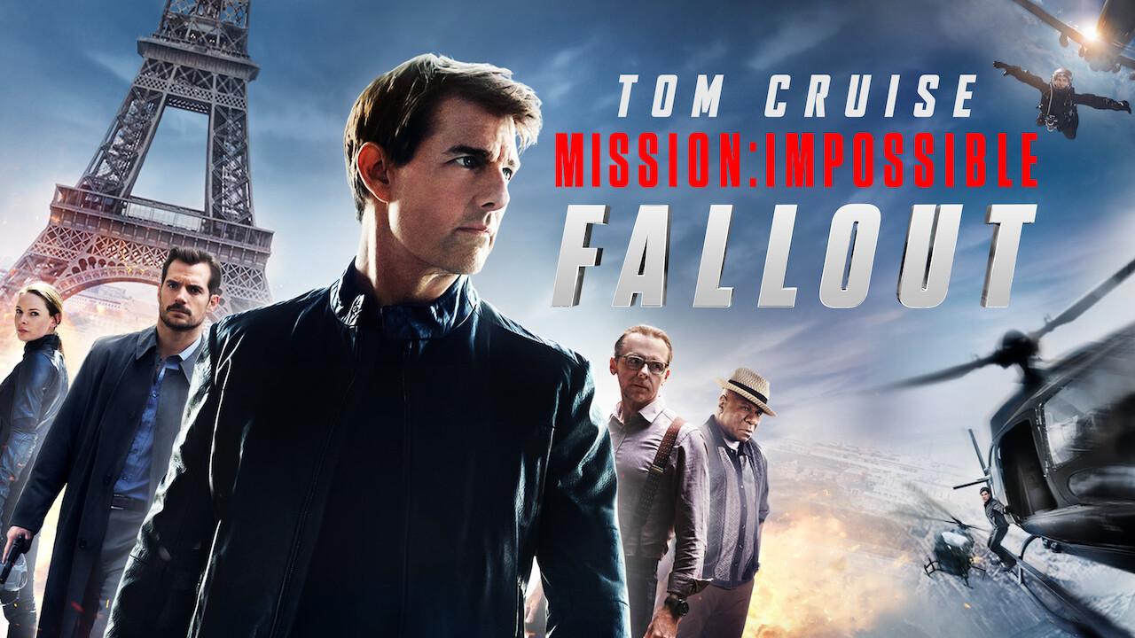 Mission: Impossible - Fallout on Netflix Canada