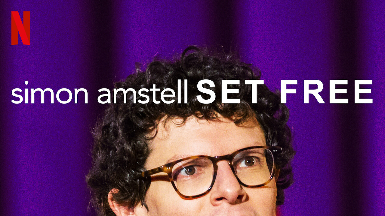 Simon Amstell: Set Free on Netflix Canada
