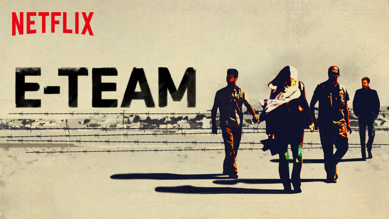 is  u0026 39 e-team u0026 39  available to watch on canadian netflix