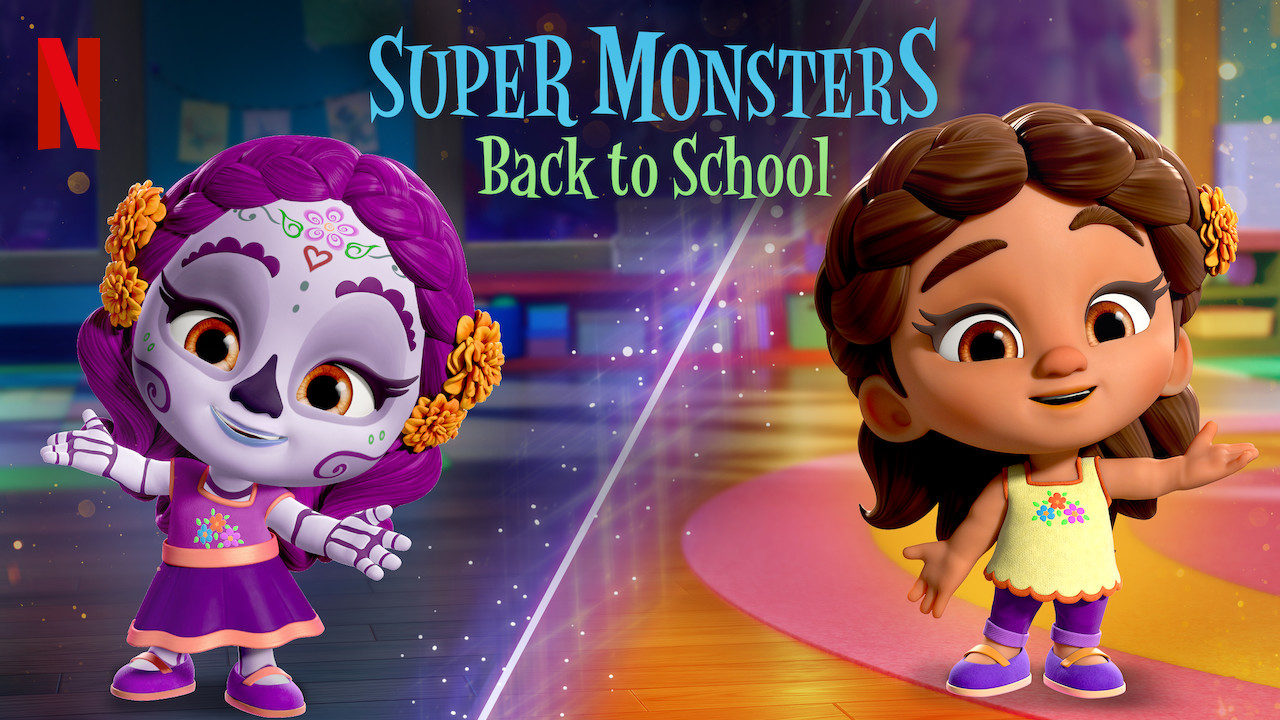 Super Monsters Back to School on Netflix Canada