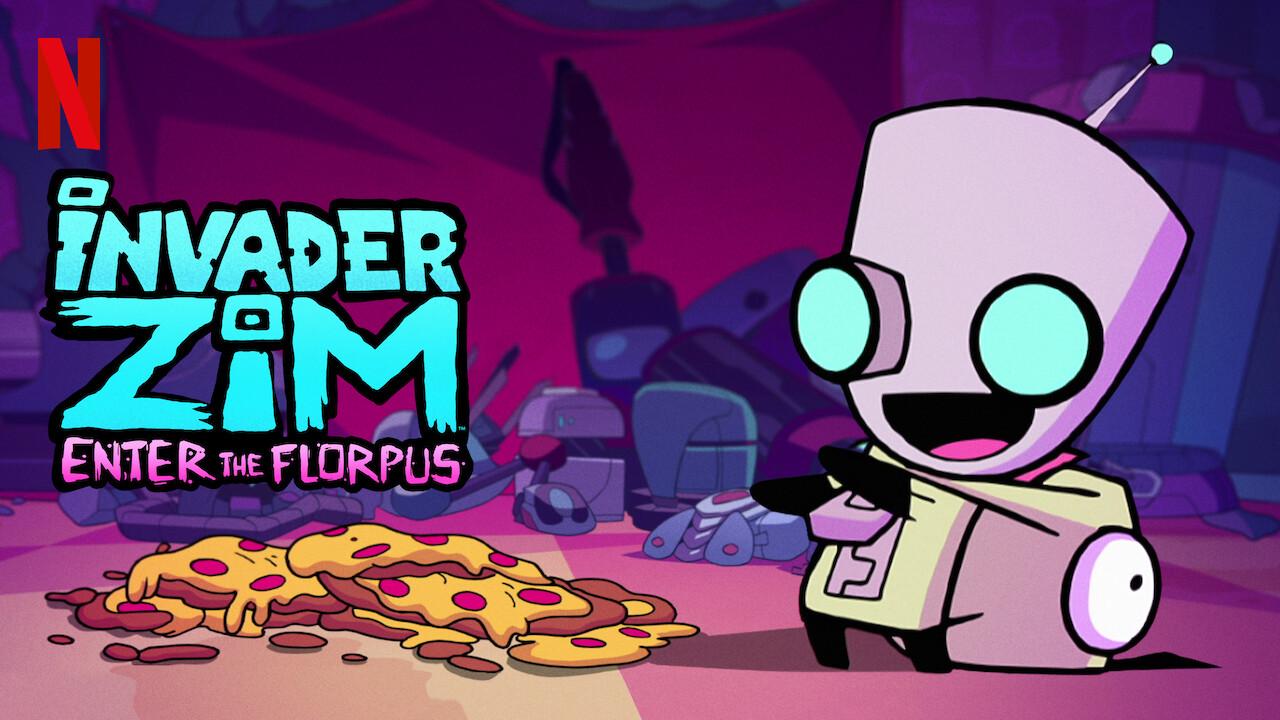 Invader Zim: Enter the Florpus on Netflix Canada