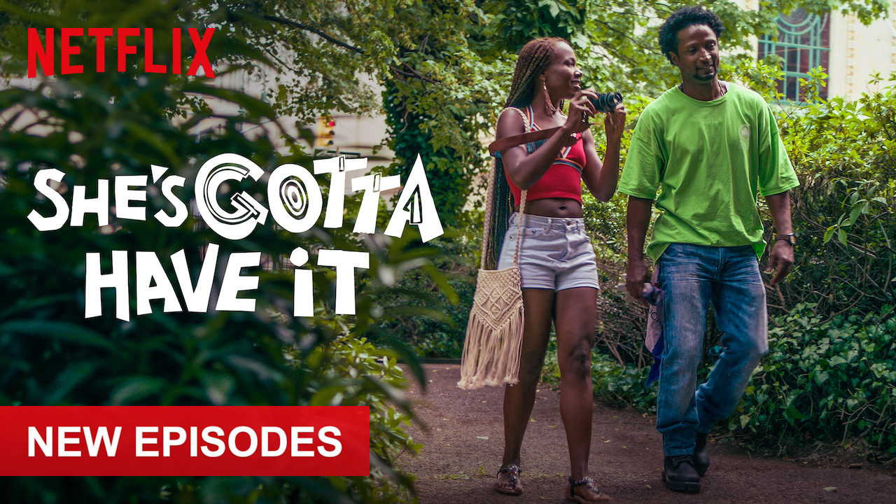 She's Gotta Have It on Netflix Canada