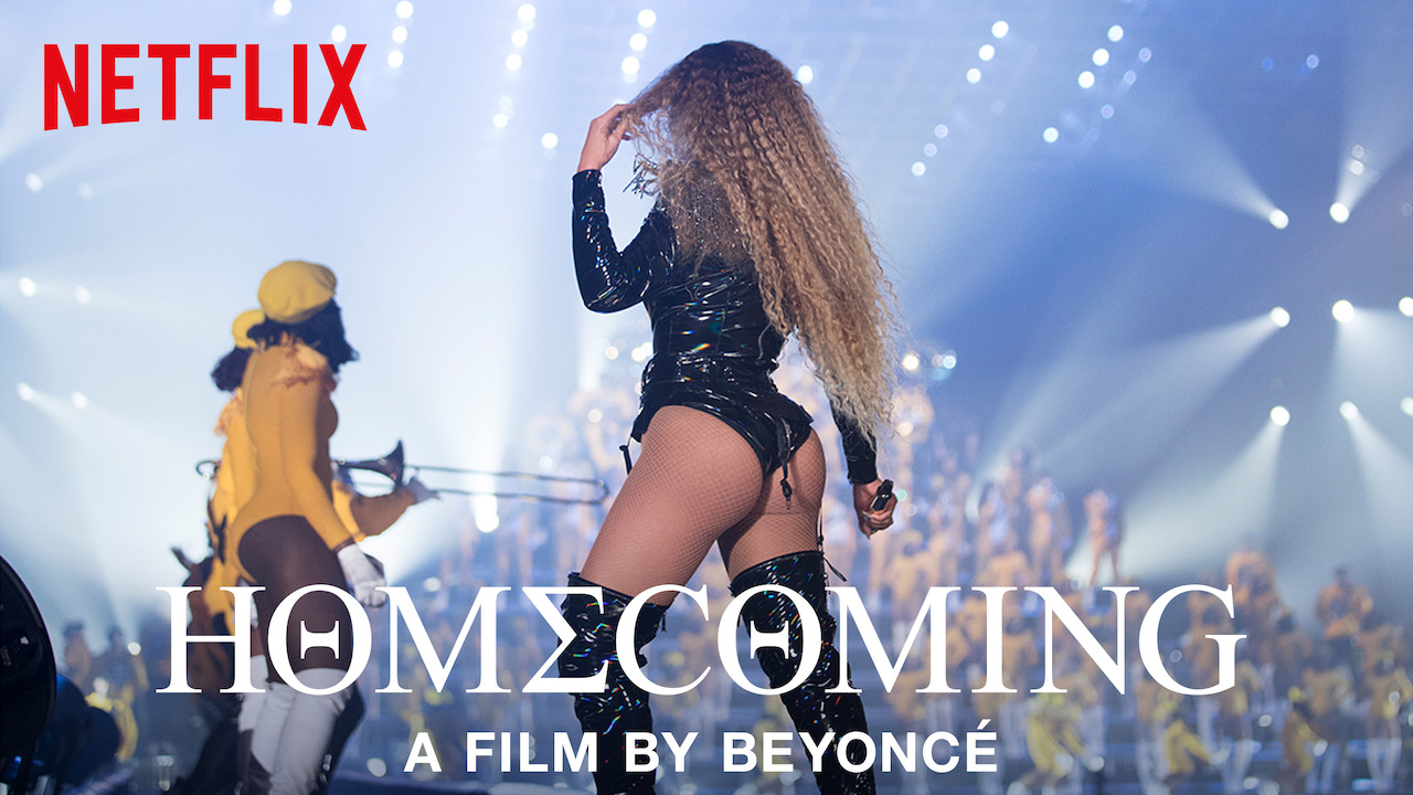 HOMECOMING: A film by Beyoncé on Netflix Canada