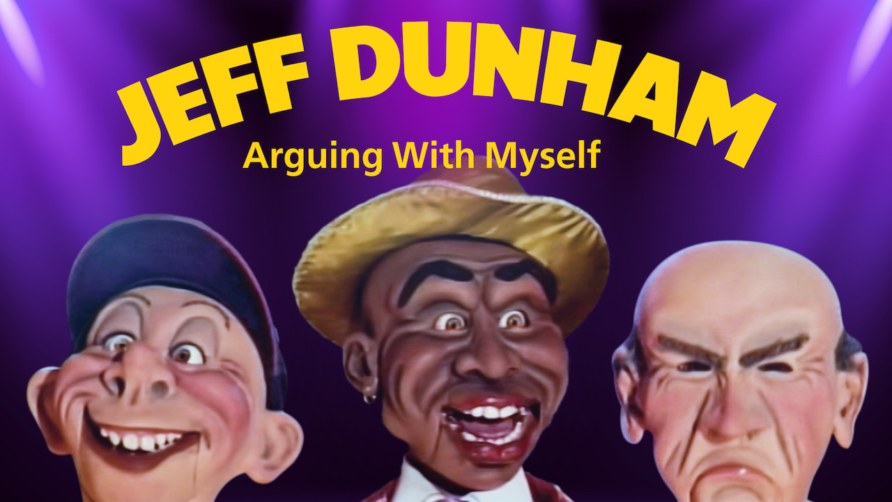Jeff Dunham: Arguing with Myself on Netflix Canada