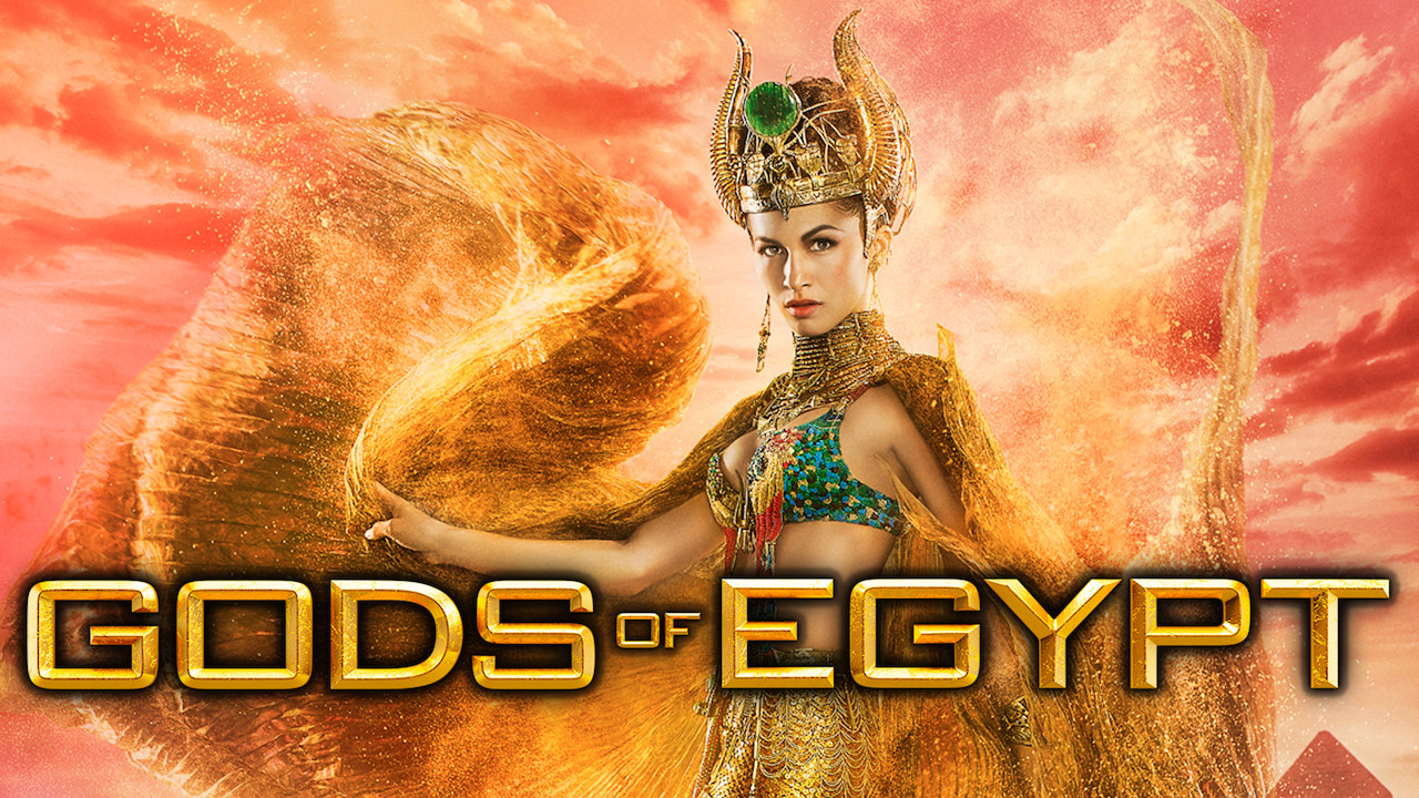 Is 'Gods of Egypt' available to watch on Canadian Netflix