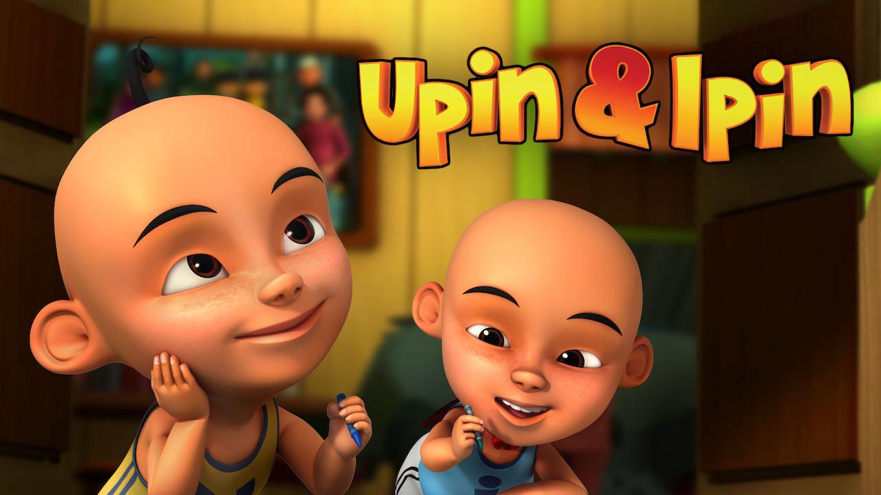 Upin & Ipin on Netflix Canada