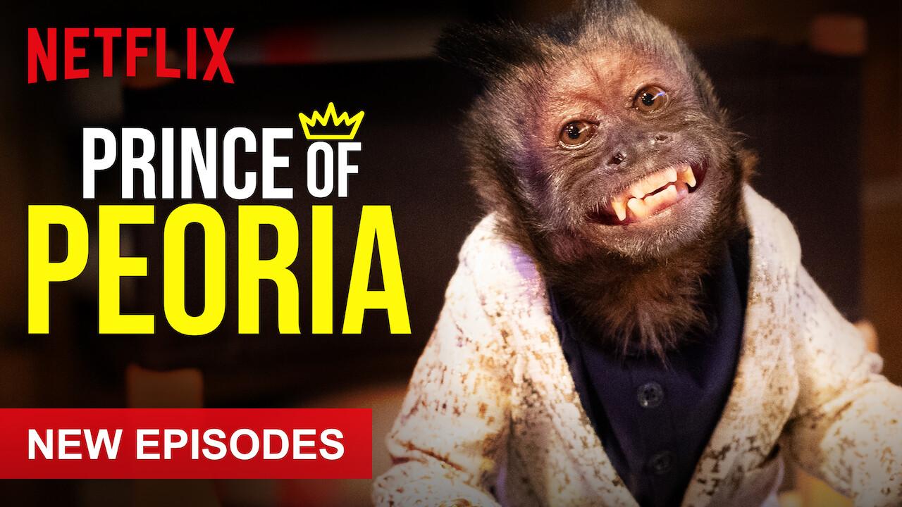 Prince of Peoria on Netflix Canada