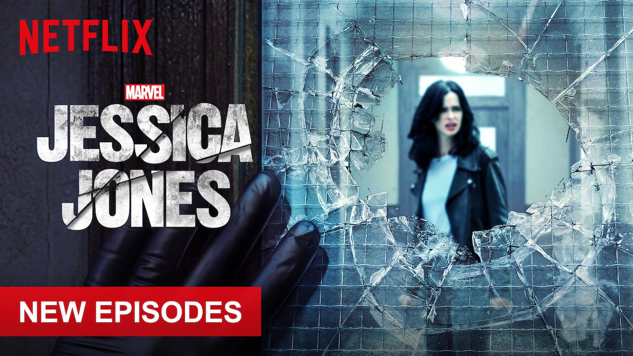 Marvel's Jessica Jones on Netflix Canada