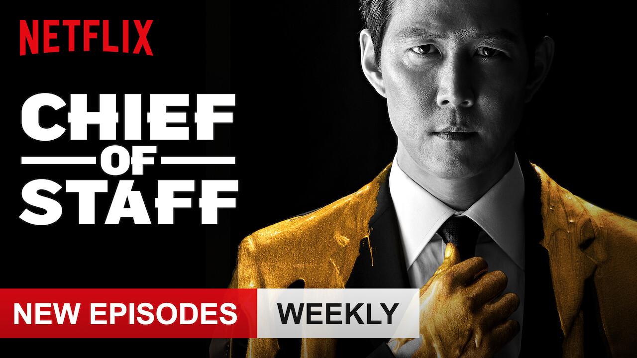 Chief of Staff on Netflix Canada