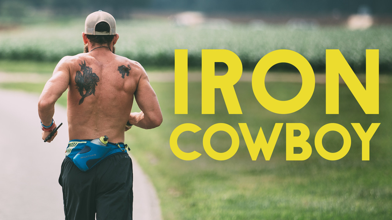 Iron Cowboy: The Story of the 50.50.50 on Netflix Canada