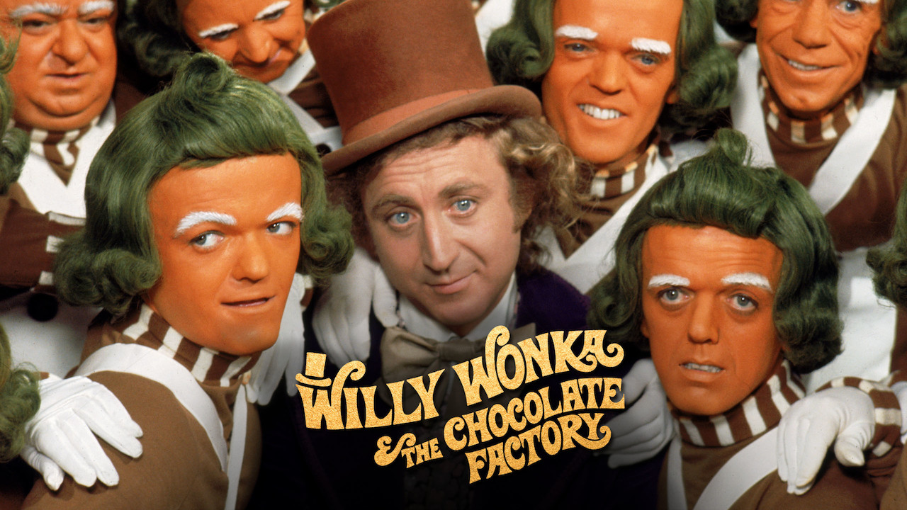Willy Wonka & the Chocolate Factory on Netflix Canada