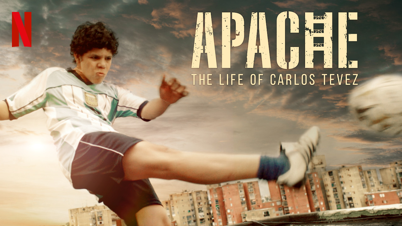 Apache: The Life of Carlos Tevez on Netflix Canada