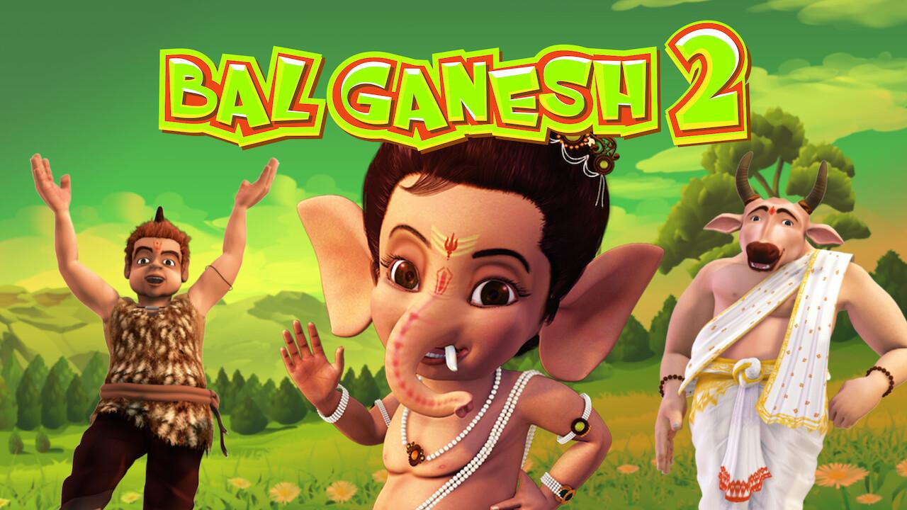 Bal Ganesh 2 on Netflix Canada