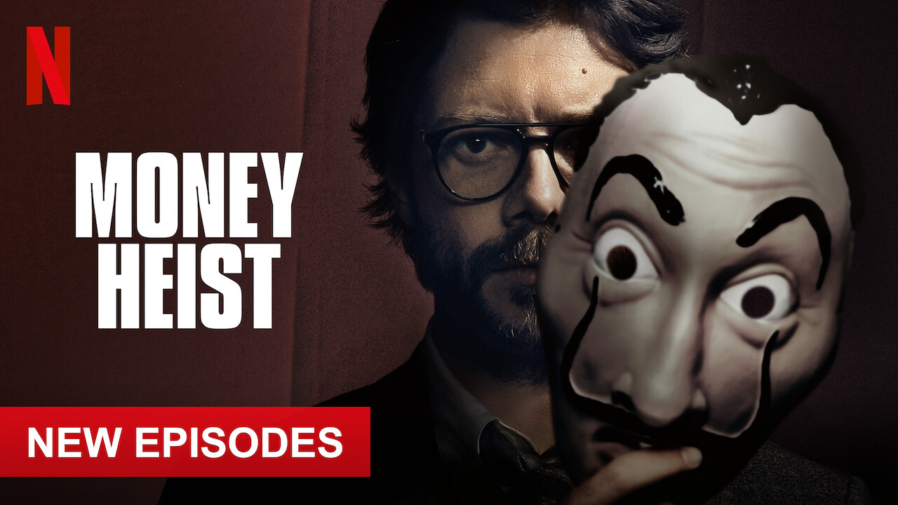 Money Heist on Netflix Canada