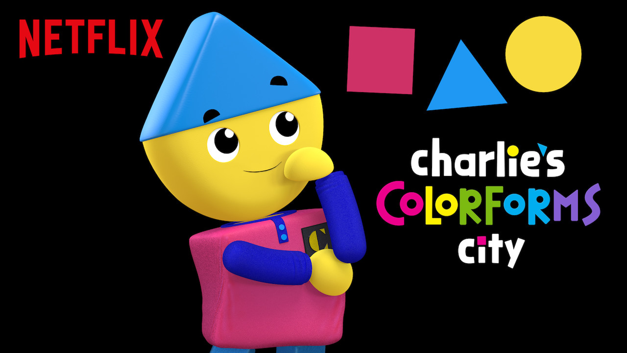 Charlie's Colorforms City on Netflix Canada