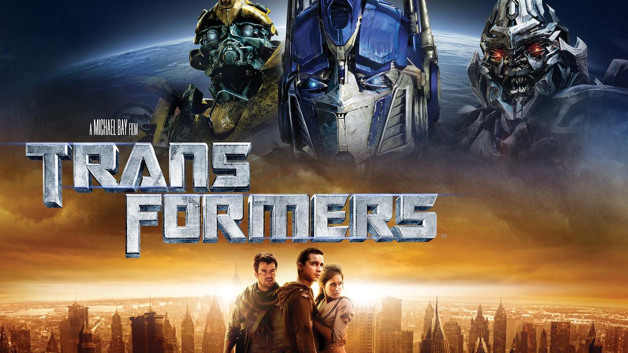 Transformers on Netflix Canada