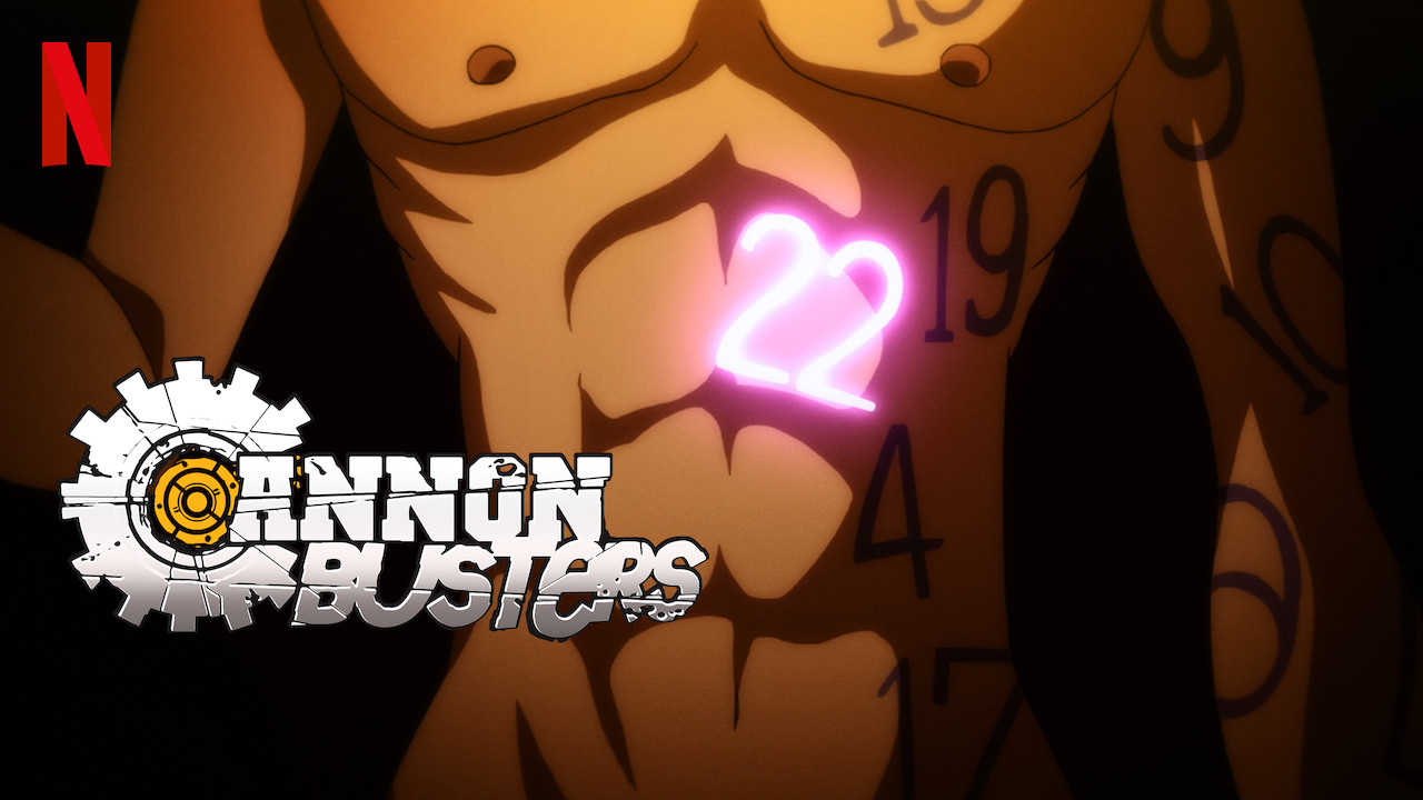 Cannon Busters on Netflix Canada