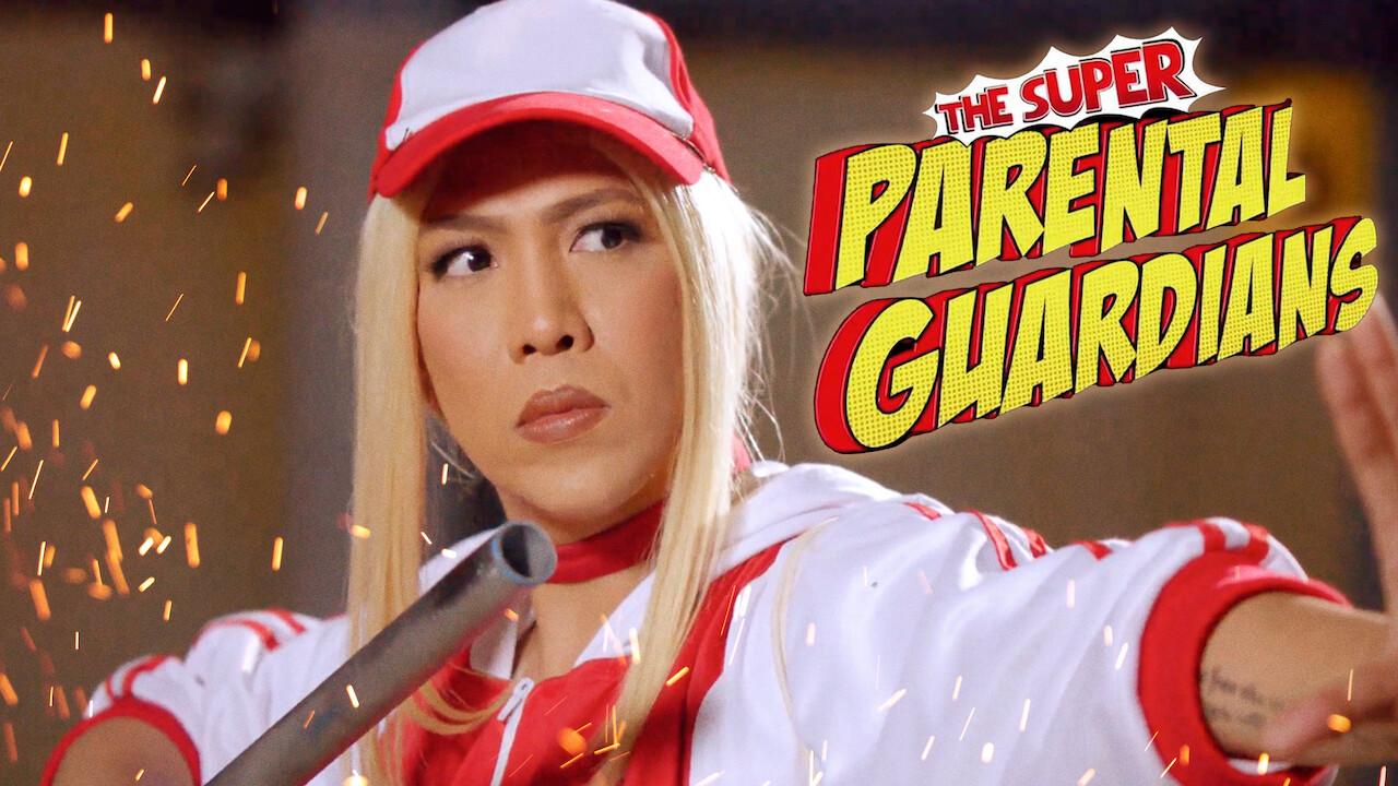 The Super Parental Guardians on Netflix Canada