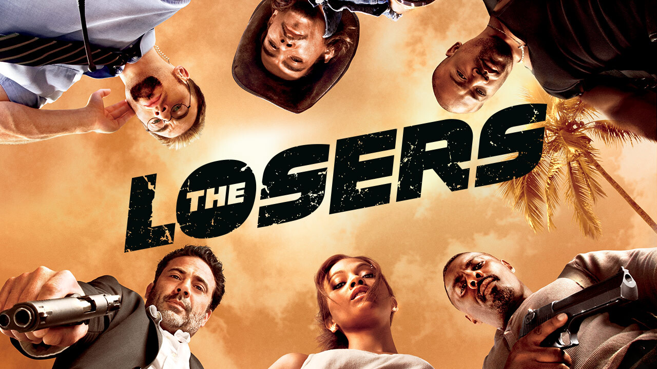 The Losers on Netflix Canada